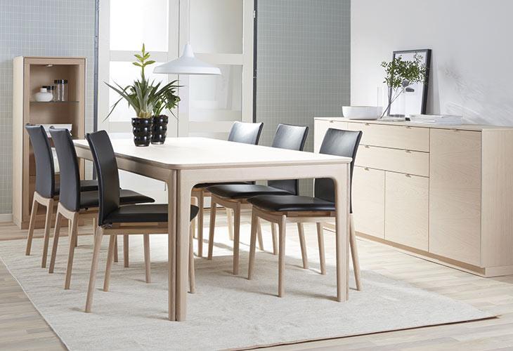 Utestående Skovby Spisebord SM27 - GRATIS Finansiering | Mobler.dk IU-04