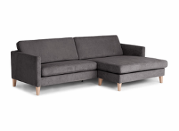 Visby sofa med chaiselong XXXL