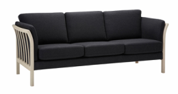 Columbia CL 100 3 pers. sofa