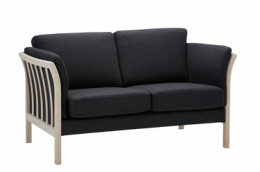 Columbia CL 100 2 pers. sofa