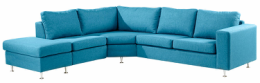 Symfoni sofa med open end