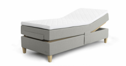 Jensen Diplomat Dream elevation med Softline 1 90x200
