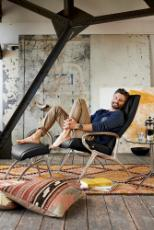 Stressless® James fodskammel
