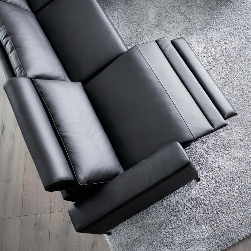Stamford Flex 2600 med open end og el-recliner