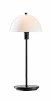 Vienda X Sort bordlampe