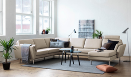 Stressless ® Air hjørnesofa med chaiselong