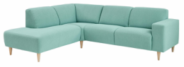 Amalfi sofa med open end