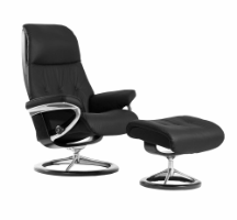Stressless® Sky lænestol med signature stel i medium