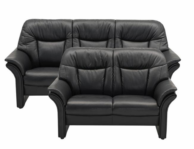 Chicago 3+2 pers sofa høj model 1915