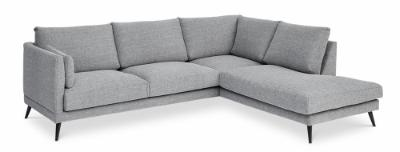 Turin sofa med open end