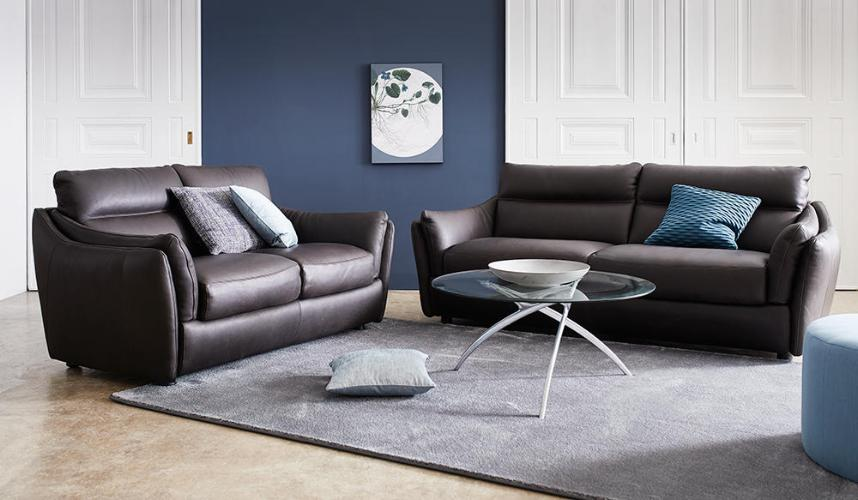 Natuzzi Editions 3 pers. sofa model C055
