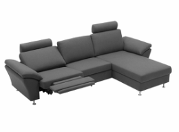 Symfoni sofa med recliner i chaiselong