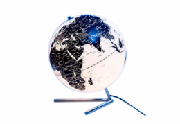 Globe the world Ø20 bordlampe