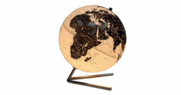 Globe the world Ø30 bordlampe