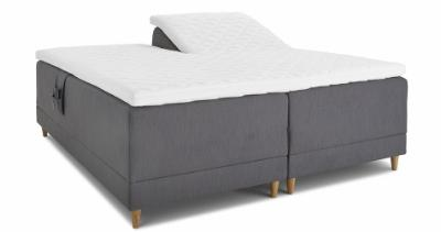 Lotus boxelevation 160x200 med naturlatextop