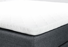 Jensen Softline 1 topmadras med 50 mm Cellex XS