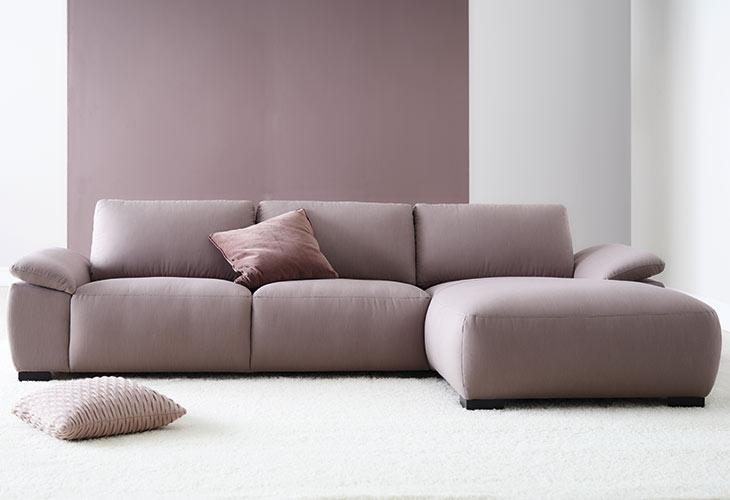 Ucreate sofa med chaiselong