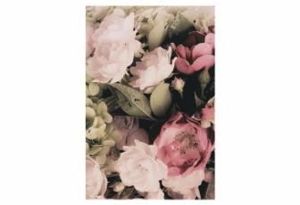 Bella Bouquet canvas billede