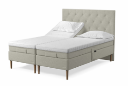 Dunlopillo Pure Deluxe elevation 160x200