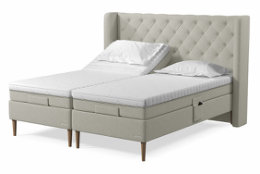 Dunlopillo Pure Deluxe elevation 180x210