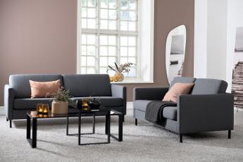 Visby 2,5+2 pers. sofa