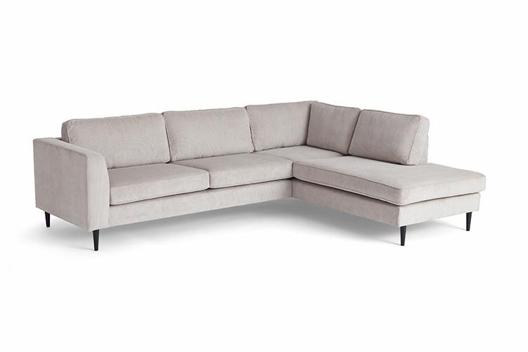 Houston sofa med open end