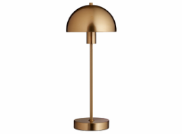 Vienda messing bordlampe