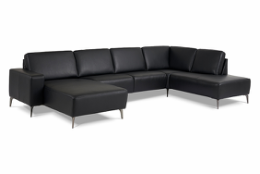Solution sofa med open end og chaiselong