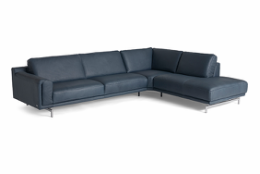 Natuzzi Editions C019 hjørnesofa med open end