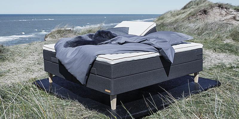 ZensiZone seng - kun hos Møblér