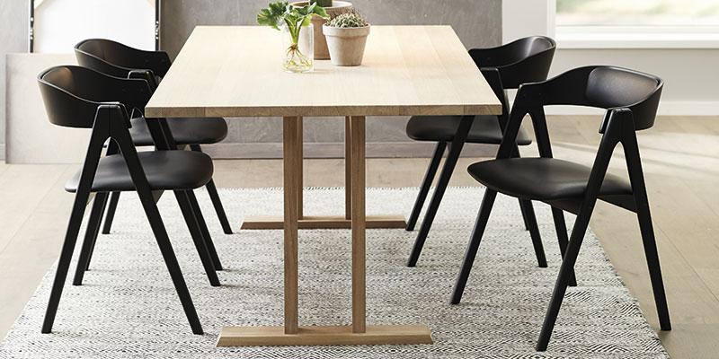 Klassiske spisebordsstole - Mette