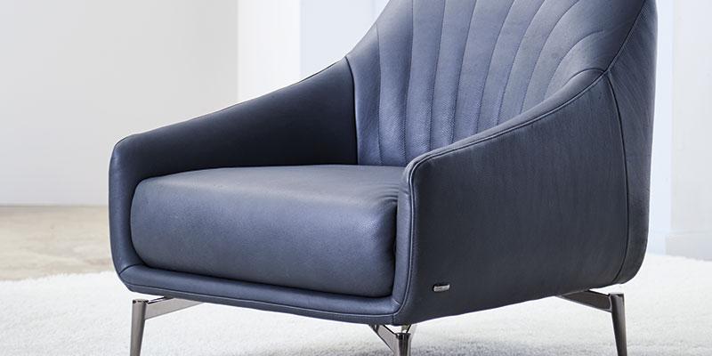 Natuzzi editions co14 - klassisk designer stol
