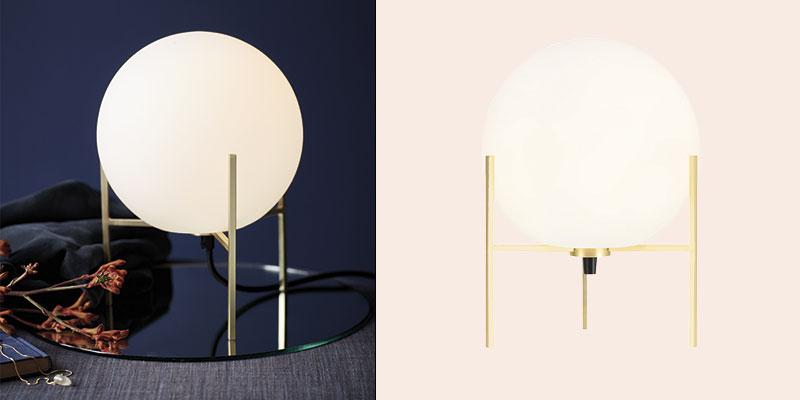 Smart og dæmpet belysning til det moderne hjemmekontor