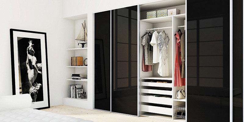 InRet garderobeskab