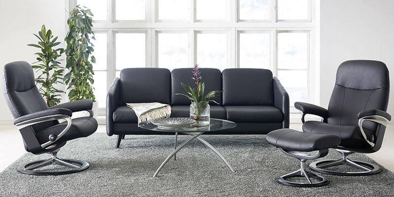 Stressless møbler