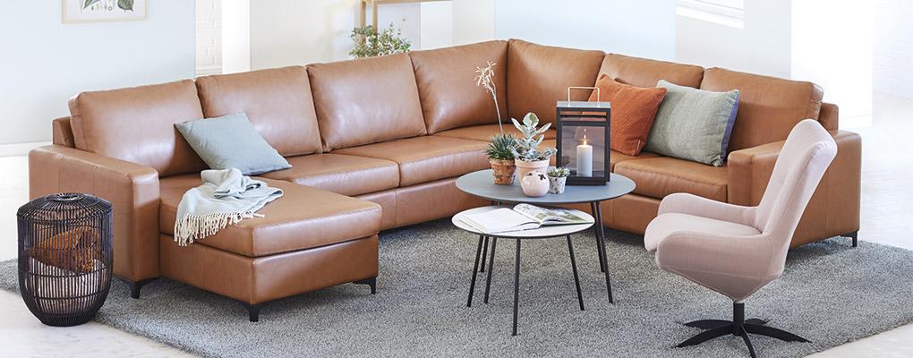 Oppdatert Guide: Sådan finder du den rette sofa | Mobler.dk IU-38